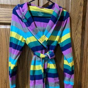 EUC Xhileration robe size small/medium
